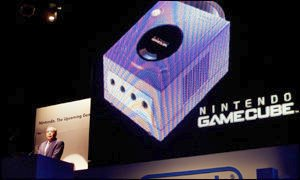 Nintendo announce the GameCube